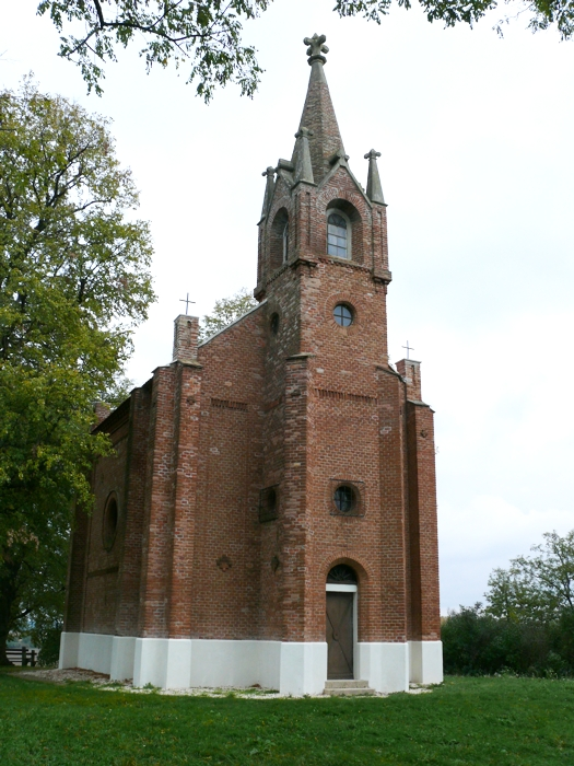 Boldogasszony-kápolna